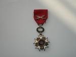 Medaille: Officier in de Kroonorde