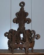 Klankbordbekroning preekstoel