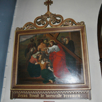 Jesus troost de weenende vrouwen