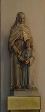 Heilige Anna met Maria