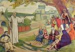 23. Christelijke zendelingen bekeren de Franken