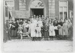 Het Voedingscomité 1914-1918 te Rekem.