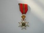Medaille van de Belgische Strijdersbond 1914-1918