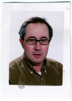 Retrato de Vicente Piñeiro González
