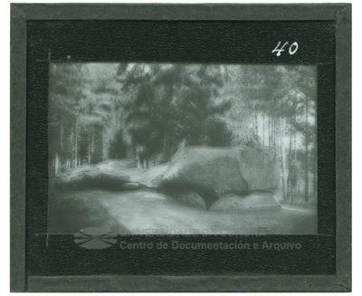 Sepulturas celtas (dólmenes). Boxtel (Alemania)
