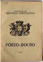 Colecção de gravuras portuguezas : [reproduções]