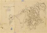 Planta da praça e povoação d'Abrantes