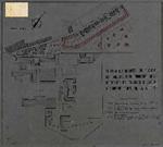Planta do quartel do R: com indicação das parcelas de terreno a ceder à Camara Municipal de Sintra