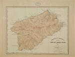 Carta da Ilha de do Sal: Cabo Verde: África Ocidental