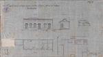 Projecto para construcção de uma cosinha no presidio militar em Santarem