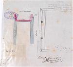 <Quartel de> Art: substituição das mangedouras de madeira revestidas de chapas de ferro por manjedouras de cantaria