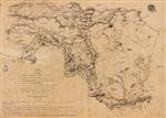 Configuração do reconhecimento militar feito na Beira Baixa em 1797
