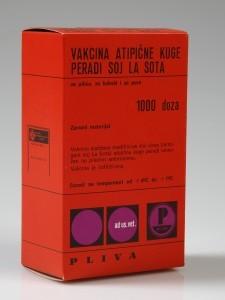 Pliva Vakcina atipične kuge