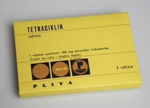 Pliva Tetraciklin
