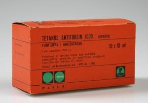 Pliva Tetanus Antitoksin 1500