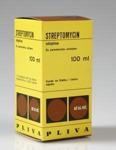 Pliva Streptomycin
