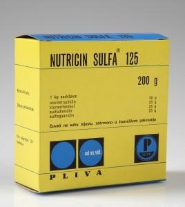 Pliva Nutricin Sulfa 125