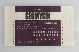 Pliva Geomycin