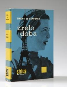 Simone de Beauvoir: Zrelo doba