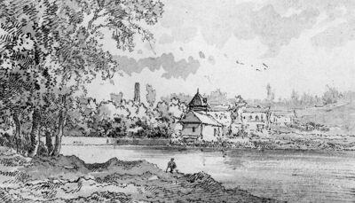 L'étang de Saint-Josse-ten-Noode