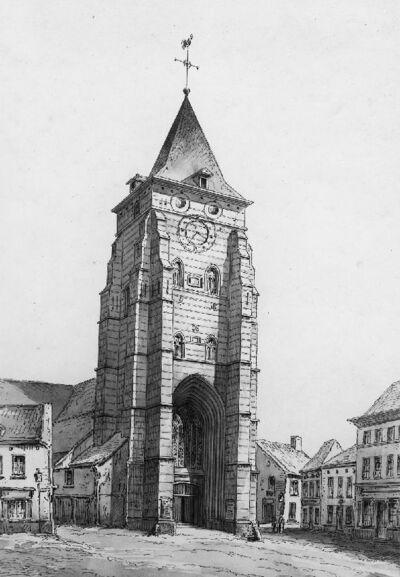 Elgise Saint-Jean-Baptiste à Wavre