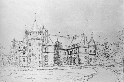 Château à  Braine-le-Château