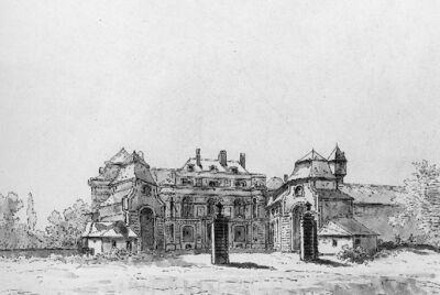 Château de Lamotte à Bousval