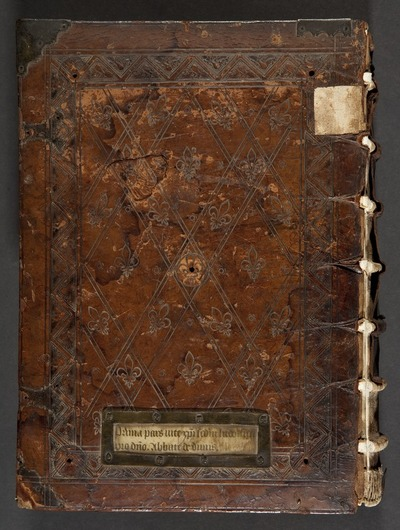 van Ms. 122/81, Ludolphus de Saxonia, Vita Christi, deel I