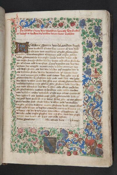 Cartularium van het Brugse Vrije Cleenen Roodenbrouck ghecoteert II