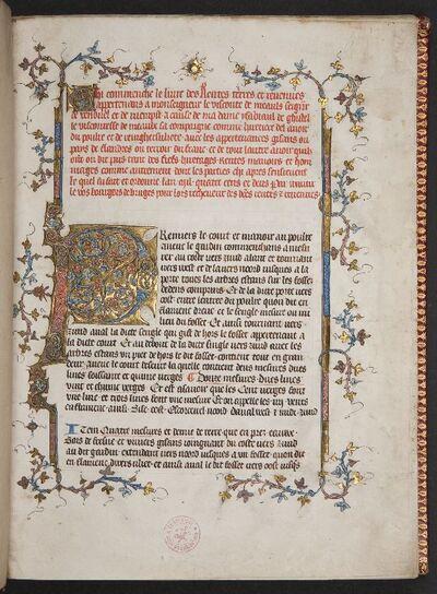 Renteboek van de burggraaf de Meaulx en Isabelle  van Gistel