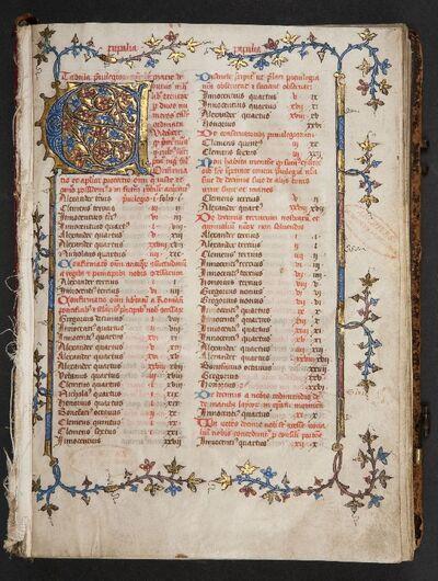 Cartularium van de Duinenabdij