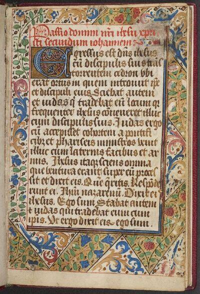 Gebedenboek , Latijn en Frans