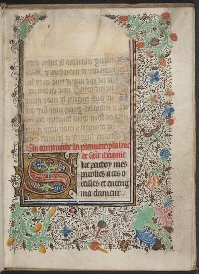 Getijdenboek, Latijn en Frans