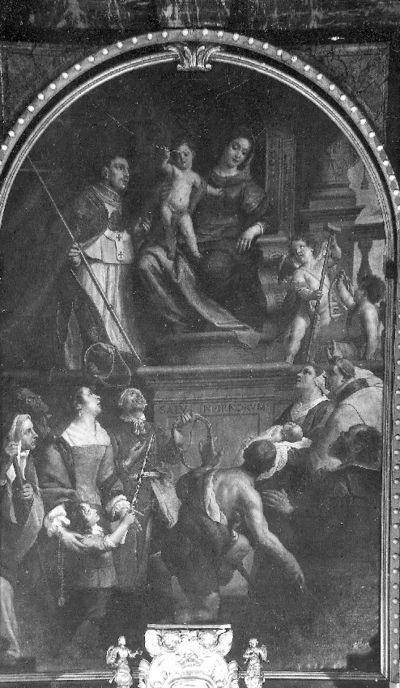 H. Norbertus spreekt ten beste bij Onze-Lieve-Vrouw voor zieken en gebrekkigen