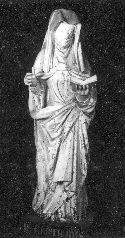 H. Gertrudis van Nijvel