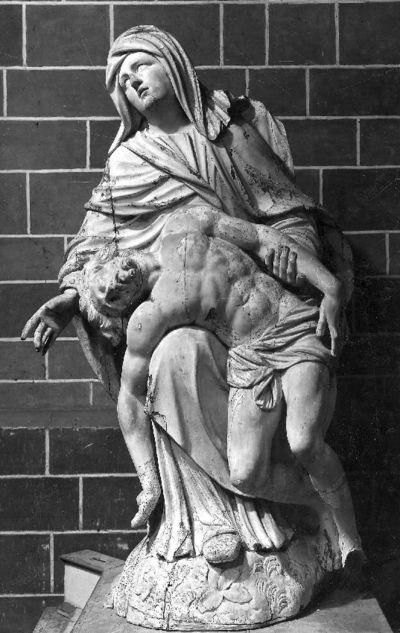beeldengroep Piëta