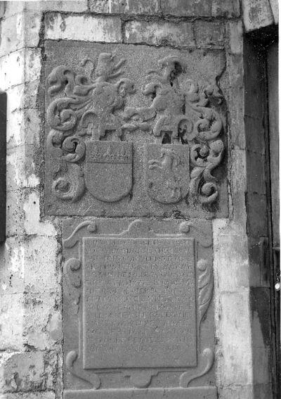 grafsteen André van Buel