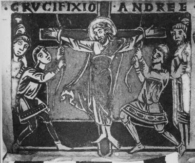 reeks ordeheiligen, zalige Andreas eerste abt van Averbode