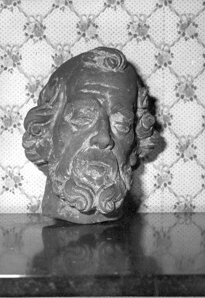 beeldfragment apostelkop