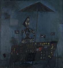 Prodajalka (Branjevka)