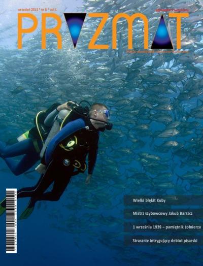 Pryzmat : bialski miesięcznik społeczno-kulturalny Vol. 1 (2013) nr 8