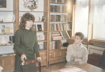 Wizyta bibliotekarzy WiMBP w Białej Podlaskiej w bibliotekach obwodu brzeskiego na Białorusi