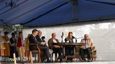 Narodowe Czytanie Pana Tadeusza w Białej Podlaskiej, 8.09.2012 r.