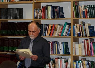 Podlaskie Spotkania Regionalne : Spotkanie 6 : Poeci tez są ludźmi...,14.11.2008 r.