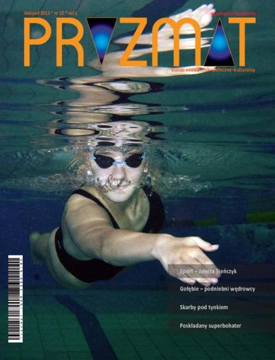 Pryzmat : bialski miesięcznik społeczno-kulturalny Vol. 1 (2013) nr 10