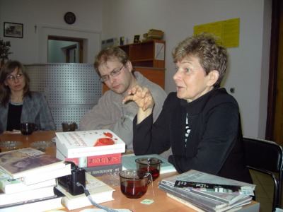 Spotkania Dyskusyjnego Klub Książki w Miejskiej Bibliotece Publicznej
