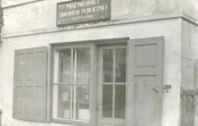 Powiatowa i Miejska Biblioteka Publiczna w Białej Podlaskiej - filia nr 1 przy ul. H. Sawickiej 56