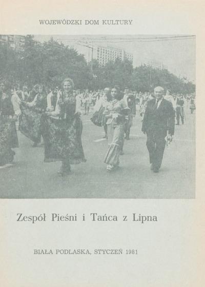 Zespół Pieśni i Tańca z Lipna