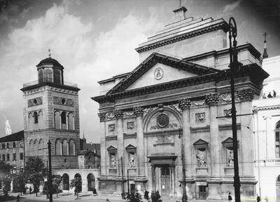 Kościół akademicki św. Anny w Warszawie