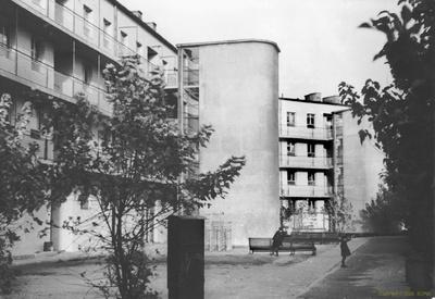 Dom Zakładu Ubezpieczeń Społecznych Warszawskiej Spółdzielni Mieszkaniowej na Żoliborzu w Warszawie